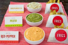 Throw a Party with French Fries: Printable Cards for Your Own Party | The Kitchn