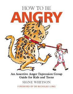 curriculum to help kids develop anger management skills. #angermanagement