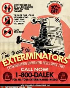 The Exterminators.