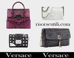 7f641baac9 Handbags Versace fall winter 2017 2018 women bags