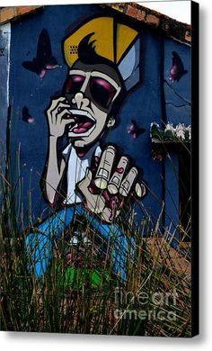 Mr Jack Canvas Print / Canvas Art By Urban Artful