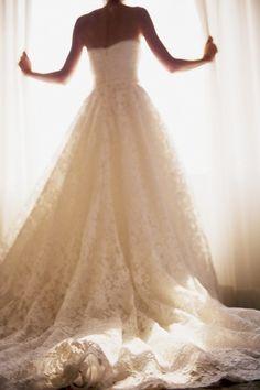 Lace Wedding Dress, So PRETTY