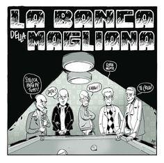 L'Arte degli Stolti, la rubrica de Gli Stolti sugli artisti contemporanei presenta: Antonio Fiorino, inchiostro caustico e carta vetrata.  http://gli-stolti.blogspot.it/2013/07/larte-degli-stolti-antonio-fiorino.html  #arte #cultura #fumetti #satira #politica