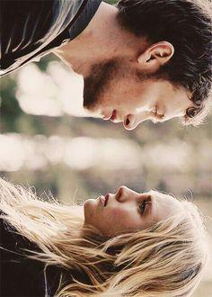 Caroline e Klaus