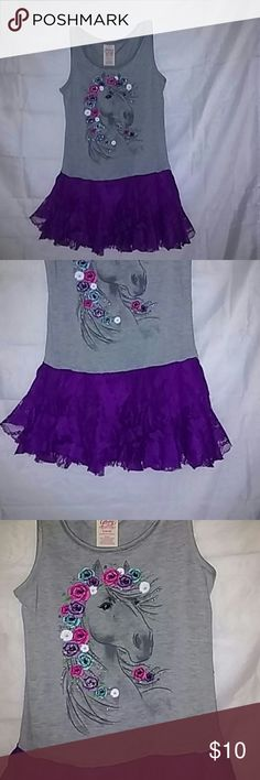 Girls dress 6 Gently worn like new in excellent condition Faded Glory Dresses Casual