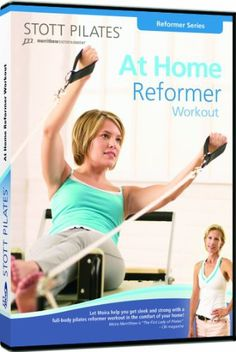 STOTT PILATES At Home Reformer Workout (English/French)