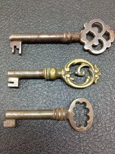 Keys and key and keyed