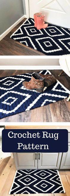 Eu quero fazer este tapete.