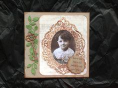 Vintage-kort