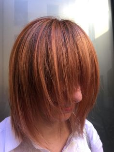 Copper Hair, Red Hair Color, Long Hair Styles, Beauty, Hair, Long Hair Hairdos, Long Haircuts, Long Hair Cuts, Long Hairstyles