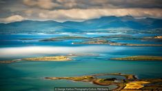Clew Bay is scattered with hundreds of drowned drumlins (Credit: George Karbus Photography/Cultura RM/Alamy) Grace O'malley, Bbc Weather, Weather Forecast, Tales Of Graces, Coast Tops, County Mayo, Bay County, West Coast Of Ireland, Pirate Queen