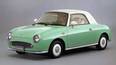 Nissan Figaro 1989 by Pike Factory