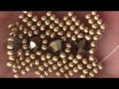 Herringbone Flat Bracelet Herringbone Wicker Bracelet Making (Ed . - Mehtap Ceylan - - Herringbone Flat Bracelet Herringbone Wicker Bracelet Making (Ed .This is one of the best beginner's bead project -this is very simple with an easy cute and versat Beaded Bracelets Tutorial, Beaded Bracelet Patterns, Seed Bead Bracelets, Handmade Bracelets, Handmade Jewelry, Seed Bead Tutorials, Beading Tutorials, Bracelet Making, Jewelry Making