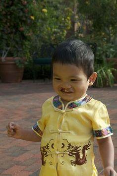 Andy's Smile - China Adoption