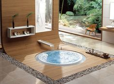 Create a Splash with One of These Unique Bathtubs 8 - https://www.facebook.com/diplyofficial