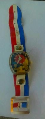 1970's TEETER TOTTER WATCH merry toys -leisure dynamics inc.I think I had this!!!