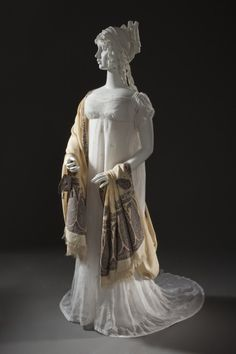 Dress 1800 The Los Angeles County Museum of Art