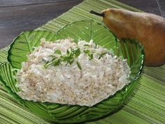 Appetizer Salads, Appetizers, Chicken Egg Salad, Polish Recipes, Grains, Food And Drink, Rice, Yummy Food, Cooking