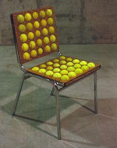 Ten Amazing Tennis Ball Furniture Designs | RecycleNation