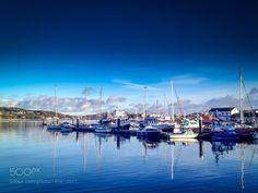 Campbeltown Marina by WeAreBrandfire