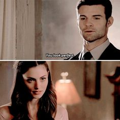 "#TheOriginals 2x14 ""I Love You, Goodbye"" - Elijah and Hayley"