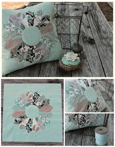 Dresden Plate Block Sewing Tutorial