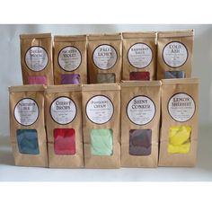 Custom pick 10x 25g bags merino needle felting wool by Gretel Parker on Etsy, $35.50