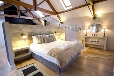The Hayloft | Luxury Holiday Apartment in the Yorkshire Dales