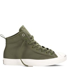 463b601934d7 Jack Purcell x Hancock Mid Sneaker military green Converse Jack Purcell