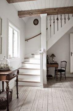 Simple hallway | The New Victorian Ruralist                                                                                                                                                                                 More