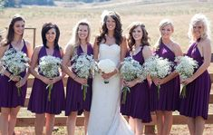 Convertable Bridesmaid's Dresses