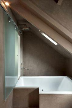 Design Ideen Badezimmer Mit Dachschräge   Interior Design   Pinterest    Dachschräge, Badezimmer Und Designs