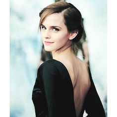 EMMA WATSON DAILY! ❤ liked on Polyvore featuring emma watson, backgrounds and fandom related