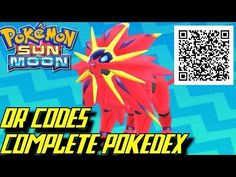 Pokémon Sun and Moon QR codes list - how the scanner works and Island Scan Pokemon list • Eurogamer.net