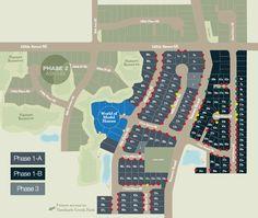 Parkhaven - Phase 1 Community Map