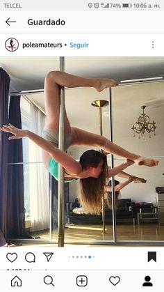 Pool Dance, Pole Dance Moves, Pole Dancing Fitness, Dance Poses, Pole Fitness, Gymnastics Poses, Pole Tricks, Pole Art, Future Photos