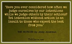 "Recenzija: ""The Noticer"" by Andy Andrews 