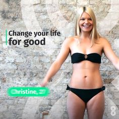 Change your life for good! Before Christine hated exercising and thought she was eating healthy. She strusted 8fit and followed effective workouts. The workouts are combined with a healthy meal plan. Your transformation starts now!