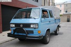 TheSamba.com :: VW Classifieds - 1989 Syncro DOKA, Clean, Solid, Original
