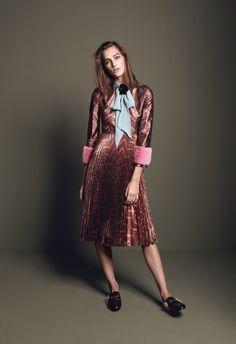 Bergdorf Goodman Fall 2015, Joséphine Le Tutour -1