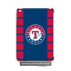 Texas Rangers iPad Air Mini 2 3 4 Case Cover - Cases, Covers & Skins