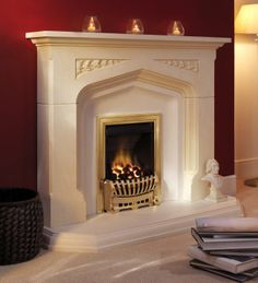 3010 Inset Gas Fire, From Eko Fires