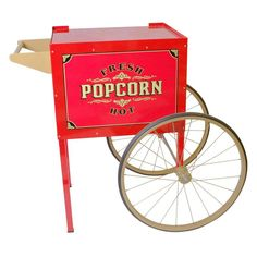 Benchmark USA 30010 Antique Trolley Street Vendor Popper (Trolley Only) - 30010