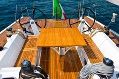 Solaris Yachts - Solaris 48 - Cockpit table
