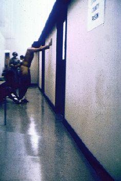 20 Prisoner stripped