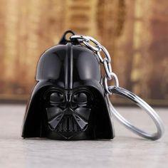 Star Wars Darth Vader Anakin Skywalker Keychain Metal