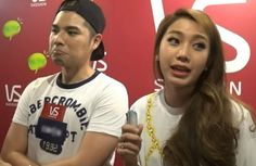 Although Fred Cheng and Lesley Chiang reportedly had a peaceful breakup, Lesley was extremely emotional and could not help but tear up in front of the press when discussing the matter.