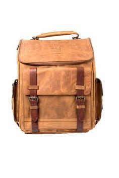 Morral Leather Backpack For Men, Leather Men, Leather Bags, Laptop Backpack, Travel Backpack, Cool Backpacks For Men, Casual Backpacks, Aesthetic Backpack, Ultralight Backpacking