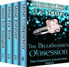 The Billionaire's Obsession ~ Simon (The Billionaire's Obsession, #1)