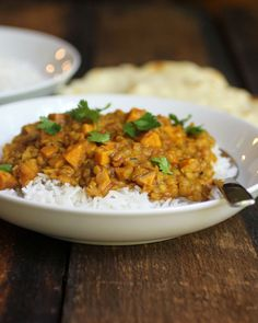 Easy and delicious red lentil dahl recipe // Endurance Zone
